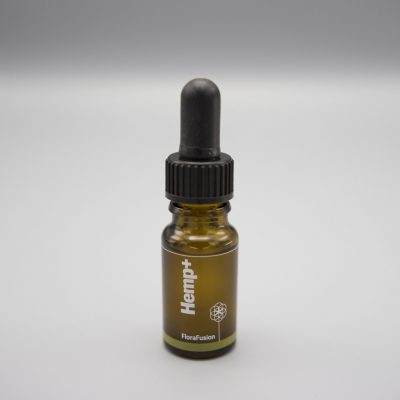Hemp+ (10ml) – 400mg of CBD