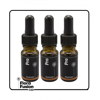 3 X 500mg, 10ml Bottles of Pro for £90