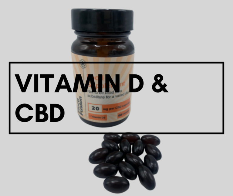 Vitamin D & CBD – Deficiency, causes, The Fusion.